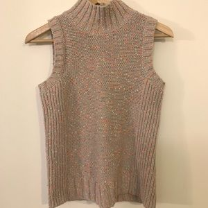 Anthropologie Confetti Knitted Tank